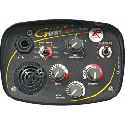 detector de metales xp gold maxx power pro