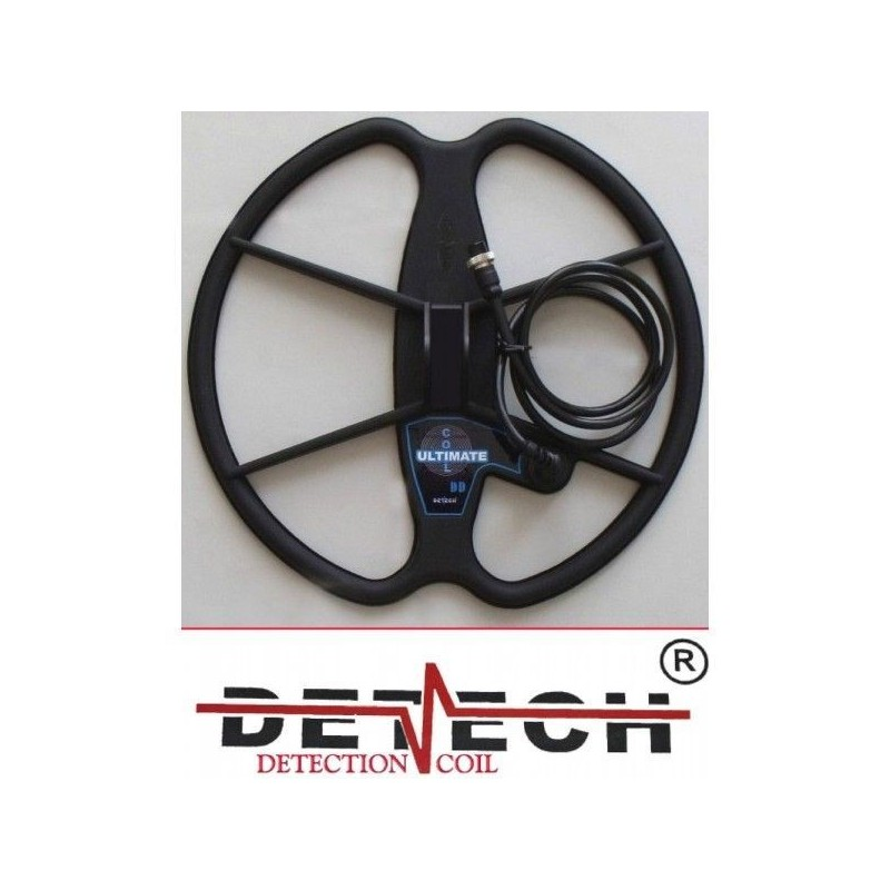 Plato DETECH Ultimate de 33 CM para Fisher f 75