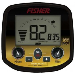 FISHER LABS GOLD BUG PRO