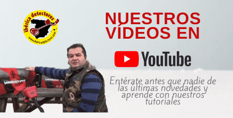 Canal Youtube Iberiadetectores